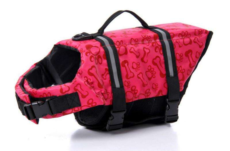 Pet Lifejacket Dog Swimsuit - Naughty Bubbles