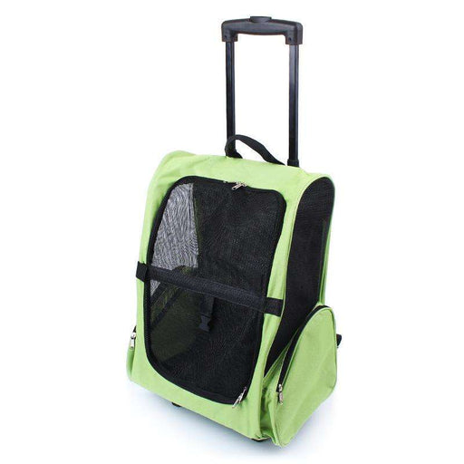Pet Luggage for Travel - Naughty Bubbles