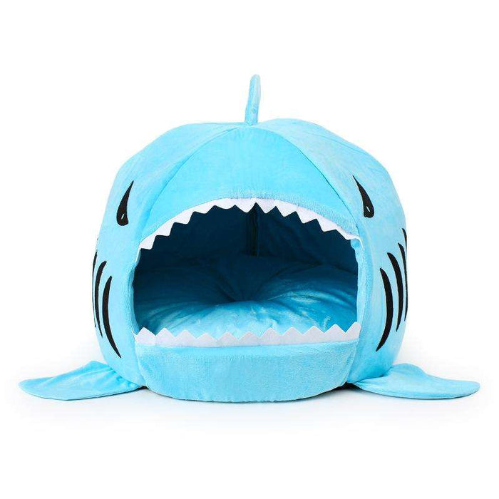 Shark pet kennel - Naughty Bubbles