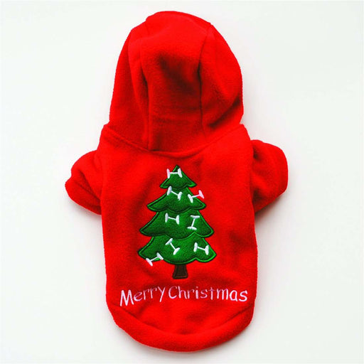 Christmas Hooded Sweatshirt - Naughty Bubbles