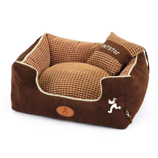 Warm dog bedding for pets - Naughty Bubbles