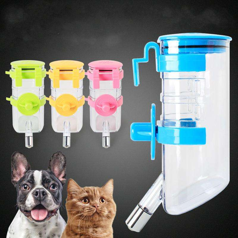 Hanging Pet Waterer 350ML - Naughty Bubbles