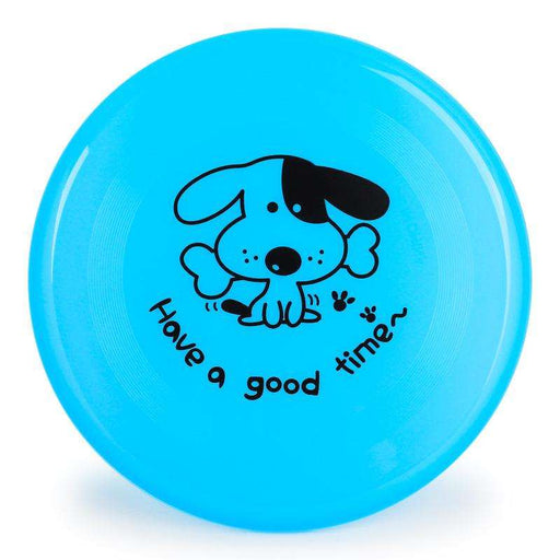 Dog frisbee - Naughty Bubbles