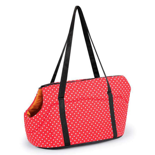 Pet Messenger Bag - Naughty Bubbles