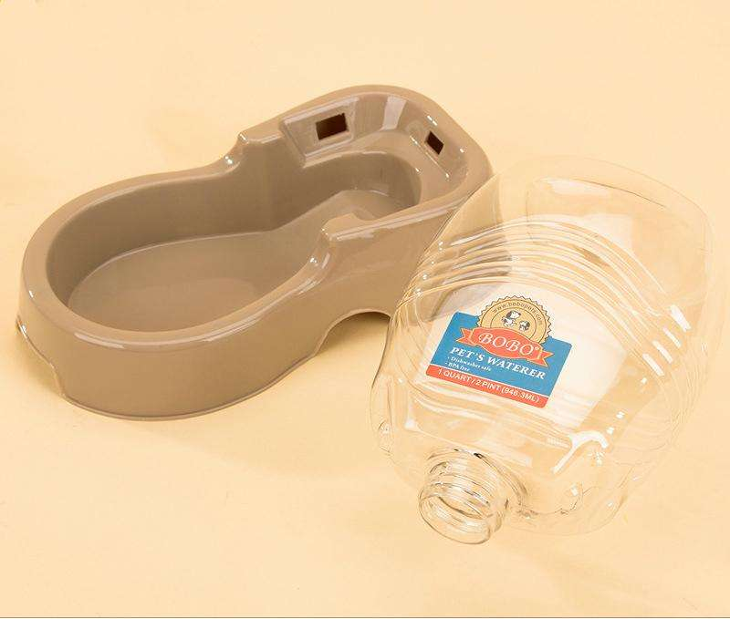 Pet Safe Healthy Pet Waterer - Naughty Bubbles