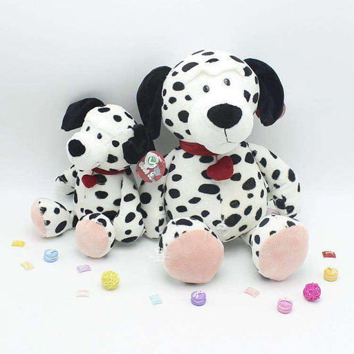 Dalmatians dog stuffed toy doll - Naughty Bubbles