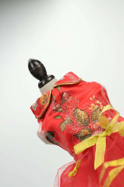 Chinese Tang Style Doggies Dress - Naughty Bubbles