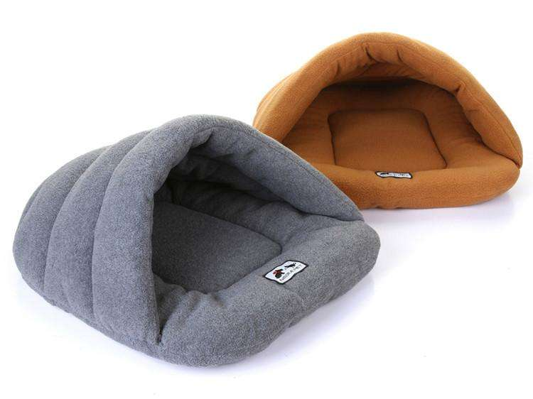 Warm Pet Sleeping Bag - Naughty Bubbles