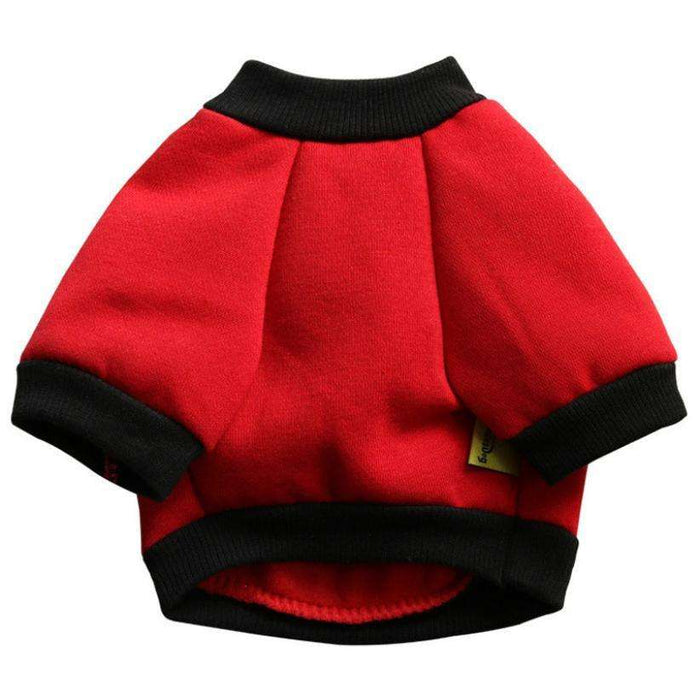 Dog Jackets Clothing For Small Dog - Naughty Bubbles