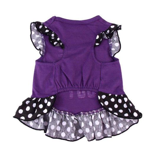 Summer Girl Dog Dresses Kitten Clothes - Naughty Bubbles