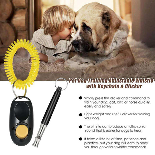 Dog Training Whistle Ultrasonic Dog Whistle - Naughty Bubbles