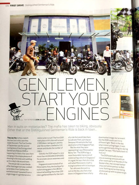 DGR 2013 Feature: Carbuyer Magazine, Nov 2013 Issue 215