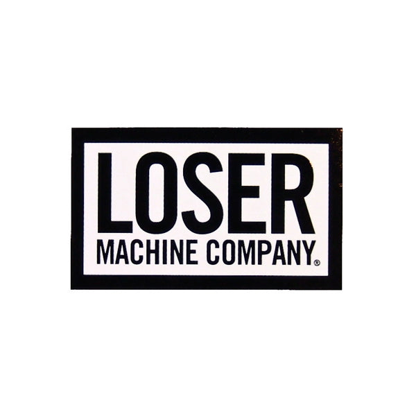 Loser Machine Box Sticker Large