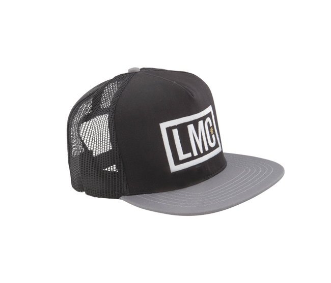 Loser Machine Legacy Trucker Black/Grey