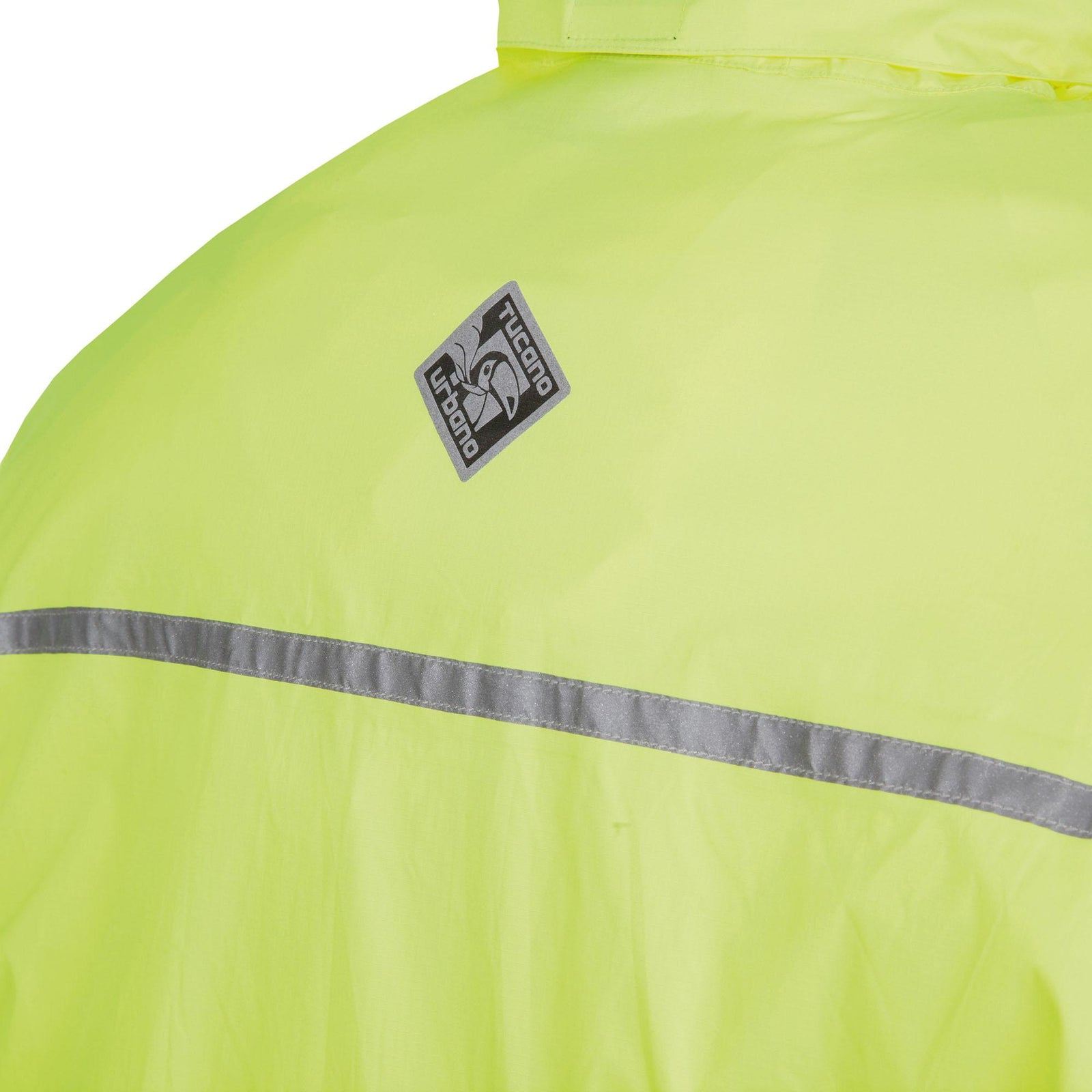 Tucano Urbano Nano Rain Jacket Plus Yellow Fluorescent