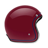 Zulu Azura Maroon Chrome Bluetooth