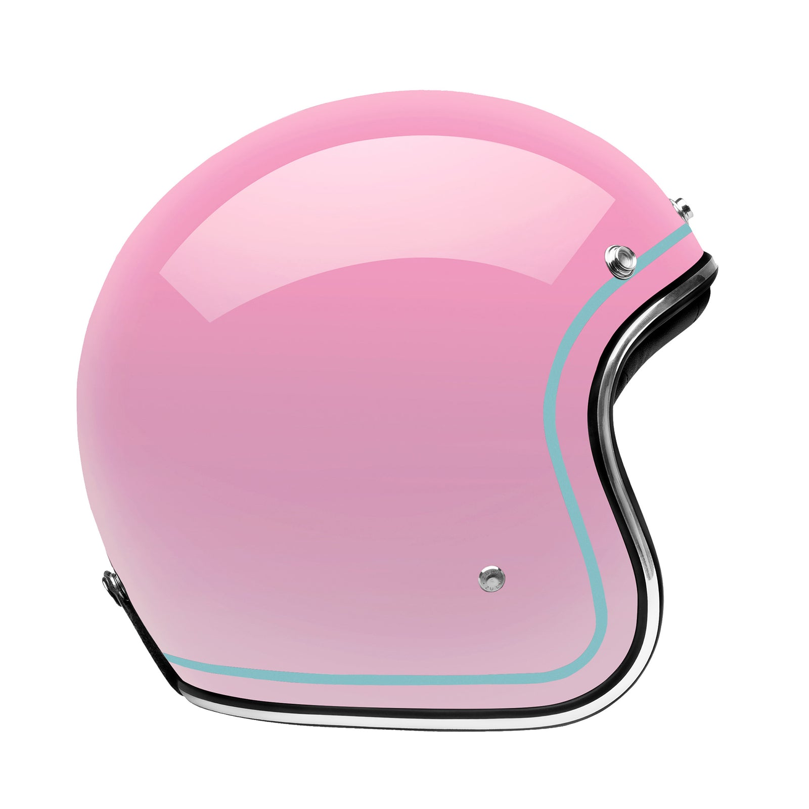 Zulu Azura Pink Chrome Bluetooth