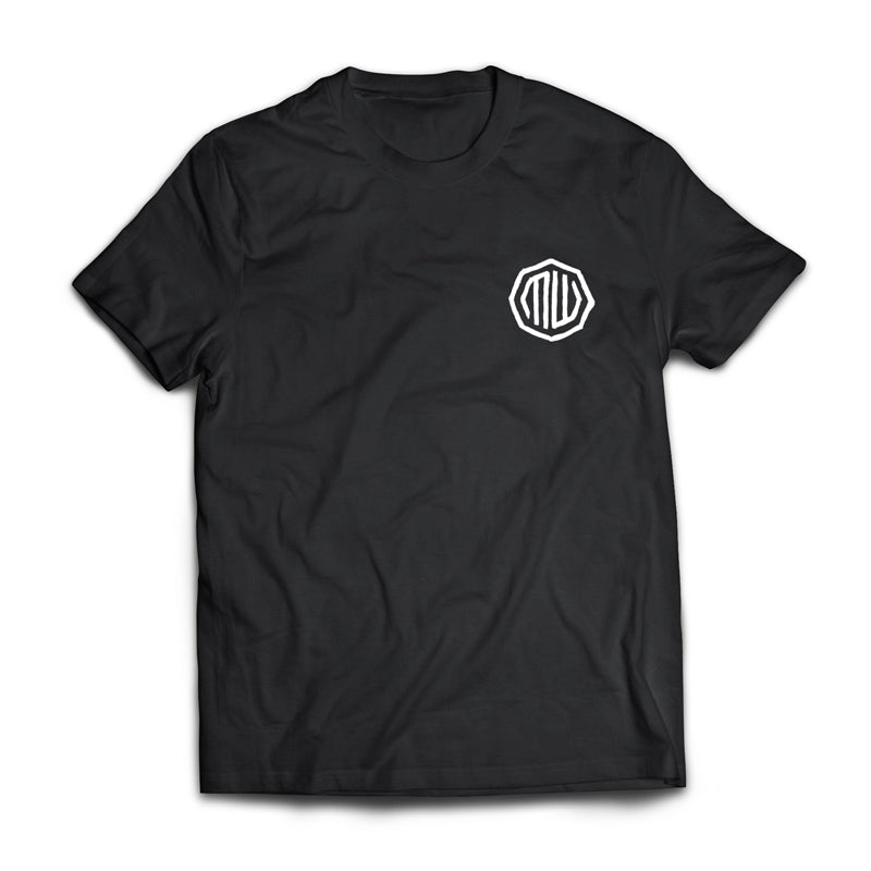 Motorwerks Address Tee Black