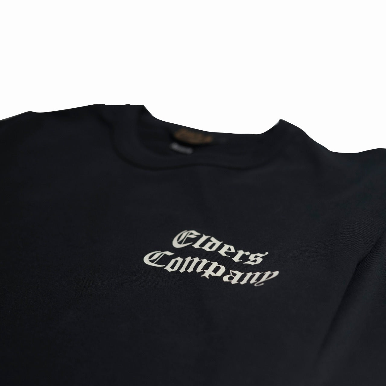 Elders Art California T-Shirt Black