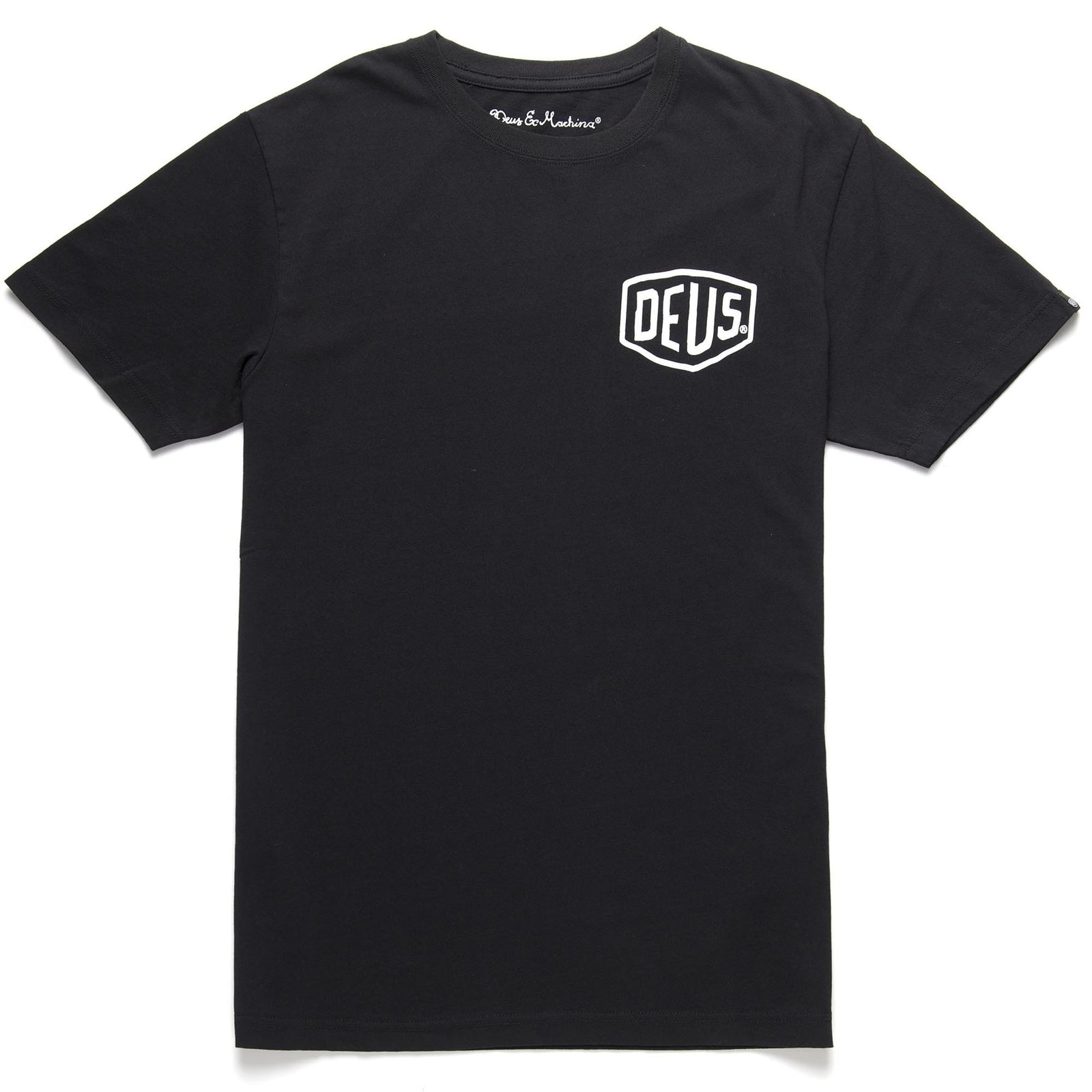 Deus Milano Address T-Shirt - Black