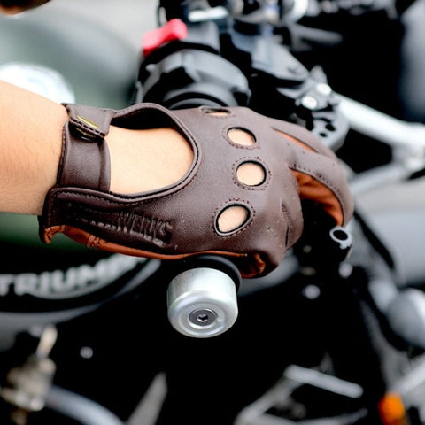 MW Thruster Gloves Black