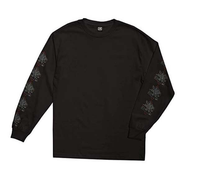 Loser Machine Dive Bomber Long Sleeve T-shirt Black