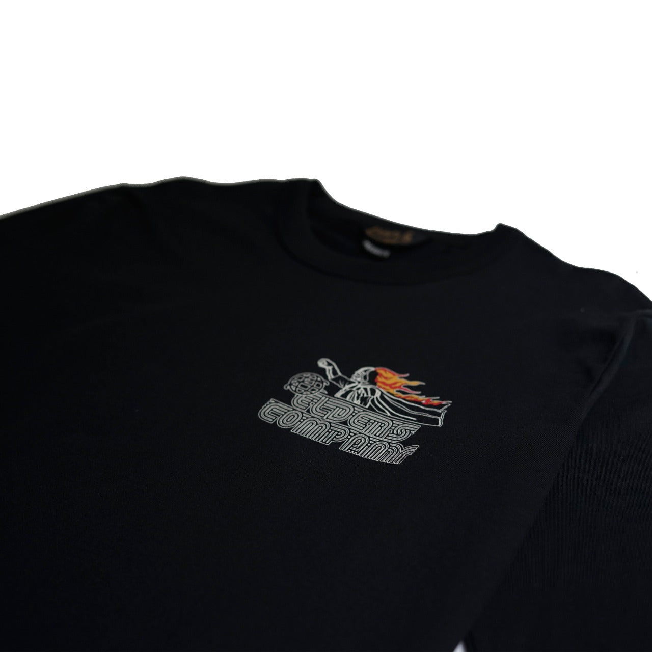 Elders NFS II Long Sleeve T-Shirt Black