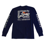 Elders NFS II Long Sleeve T-Shirt Navy