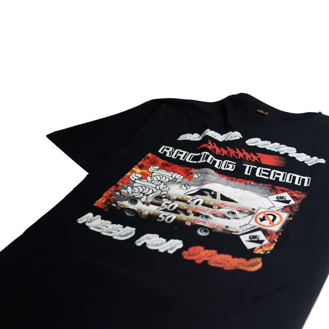 Elders NFS I T-Shirt Black