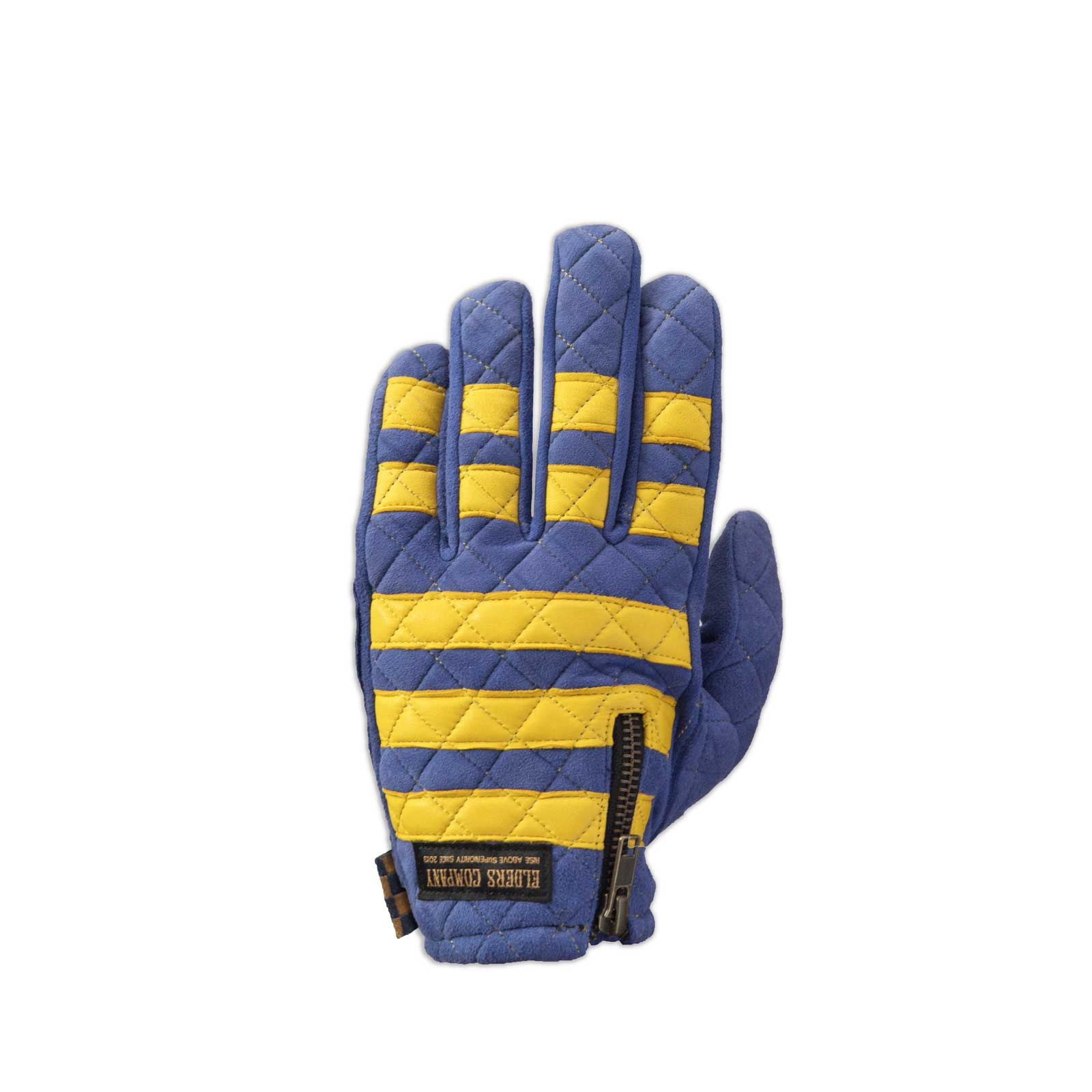 Elders Arashi CL Gloves Blue Yellow