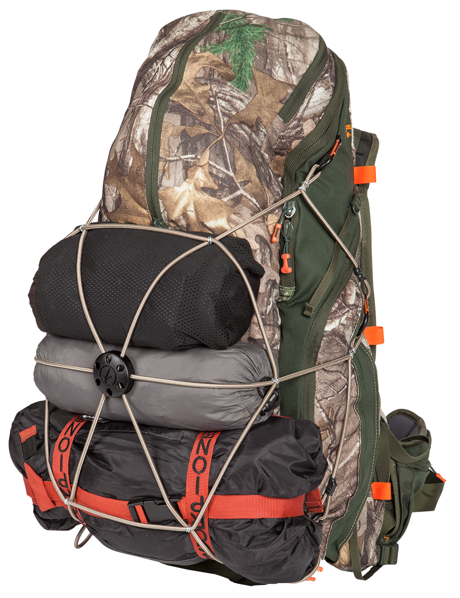 Tribe One Outdoors LP Series Packnet Grey