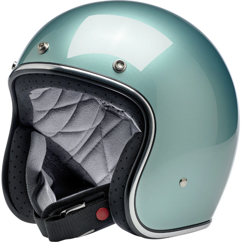 Biltwell Gringo S Gen 2 Bubble Shield Chrome Mirror