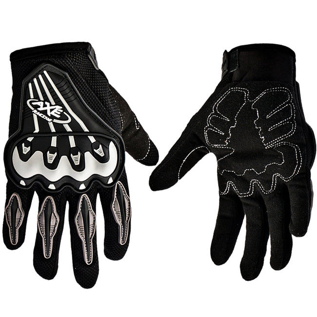 AXE Racing Gloves ST-07 Black