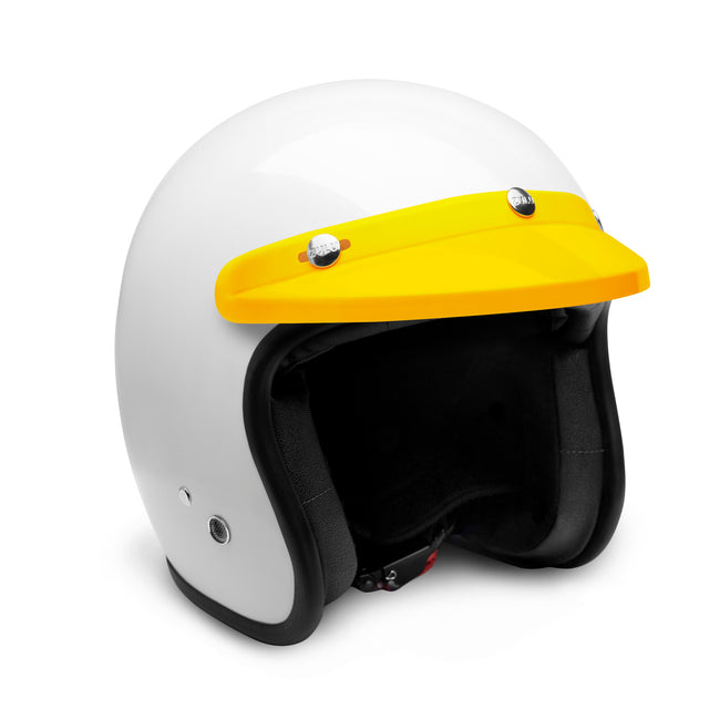 Zulu 3 Snap Visor Yellow