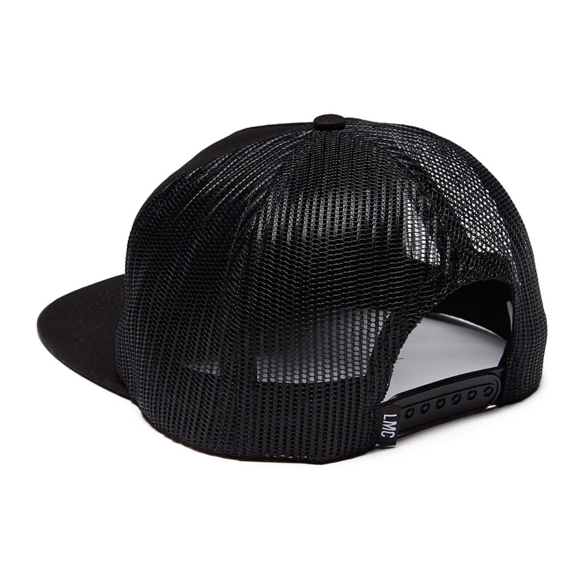 Loser Machine Badge Hat Black