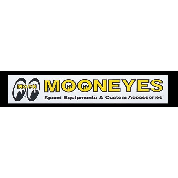 MOONEYES Bumper Sticker