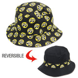 EYEBALL Reversible Bucket Hat
