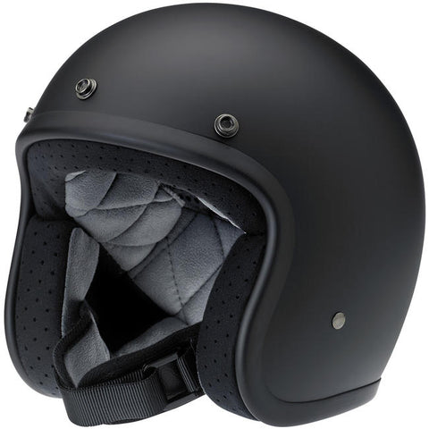 Wreckless Jet Helmet Gloss Black