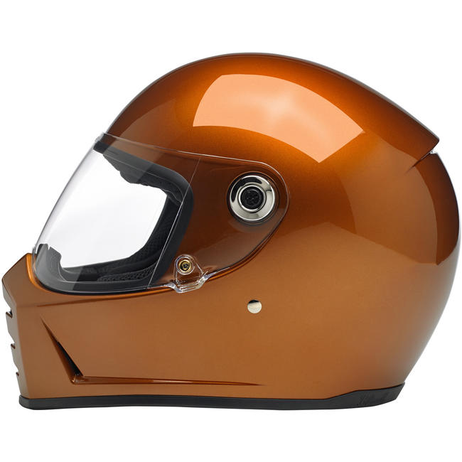 Biltwell Lane Splitter Helmet Gloss Copper
