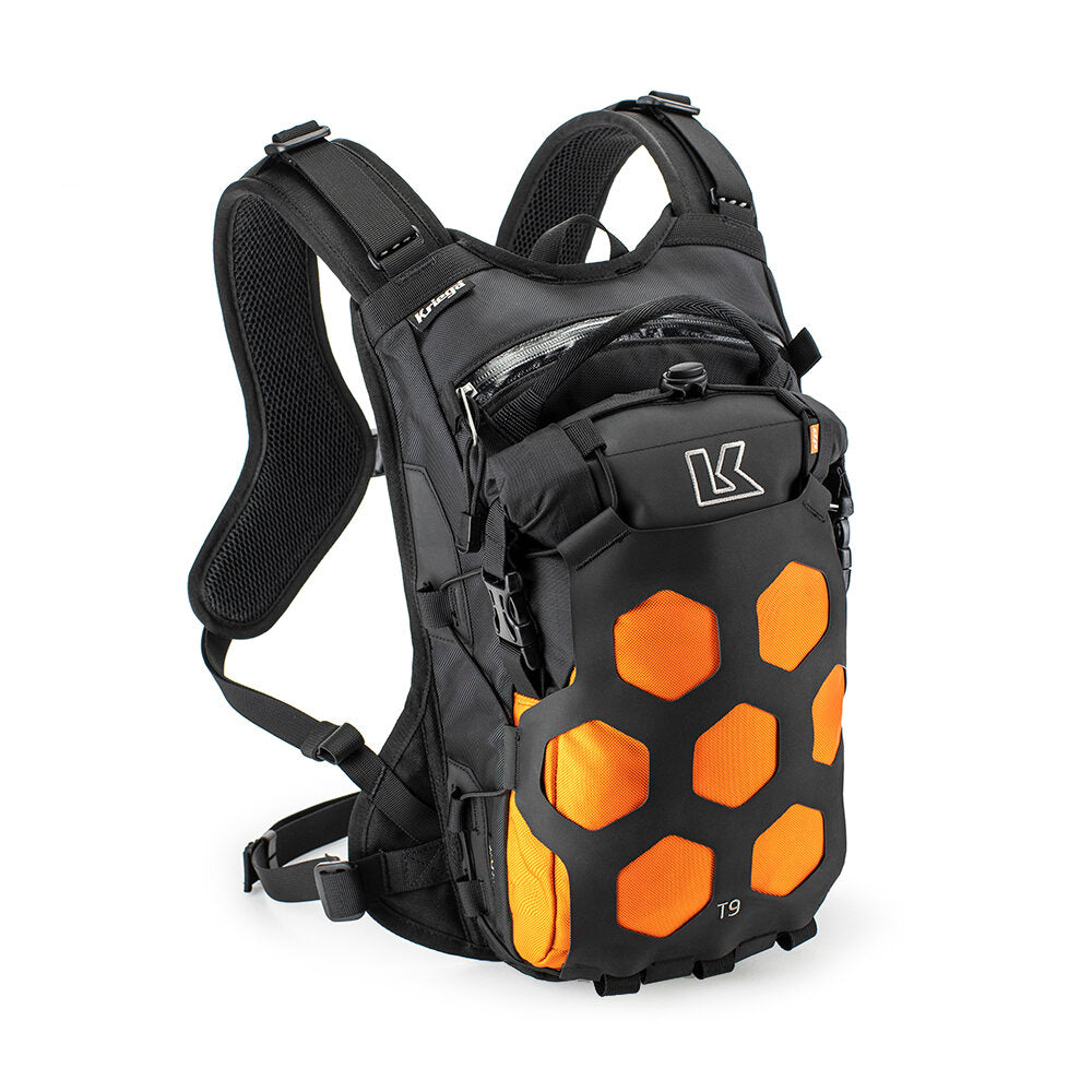 Kriega Adventure Backpack Trail 9 Lime