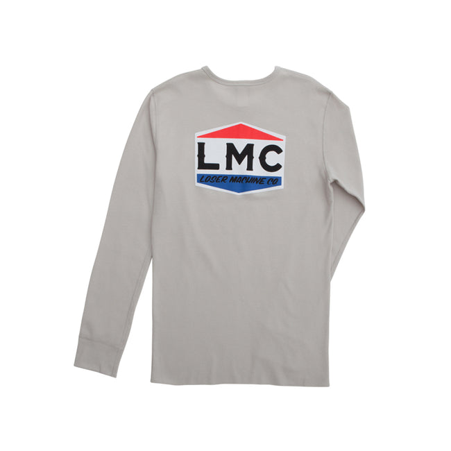 Loser Machine Station Long Sleeve Thermal Natural