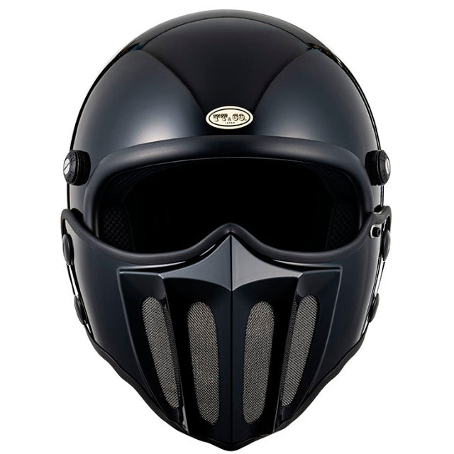 TT&Co Mad Massk J02 LAWMAN Black