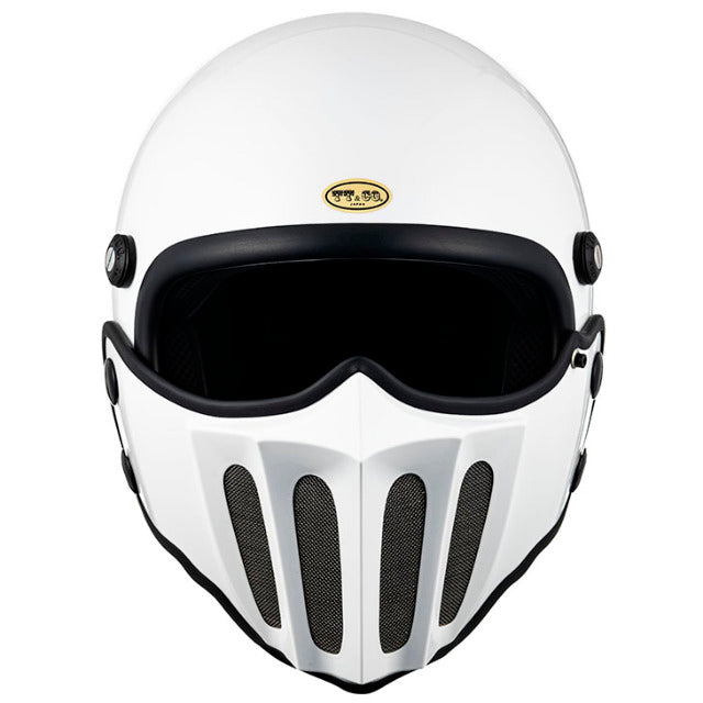 TT&Co Mad Massk J02 LAWMAN White