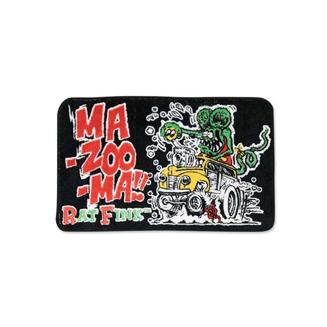 Moon Eyes Rat Fink Floor Mat