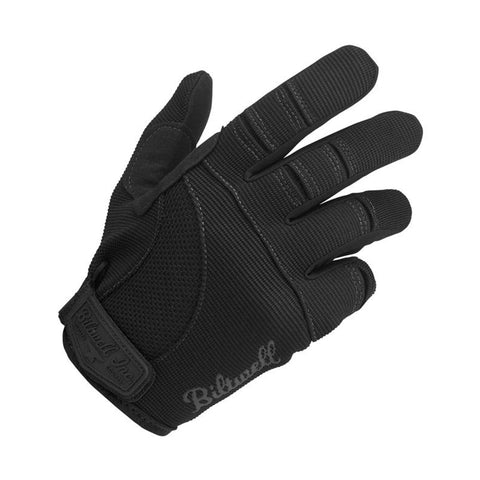 MOON Mesh Glove Black