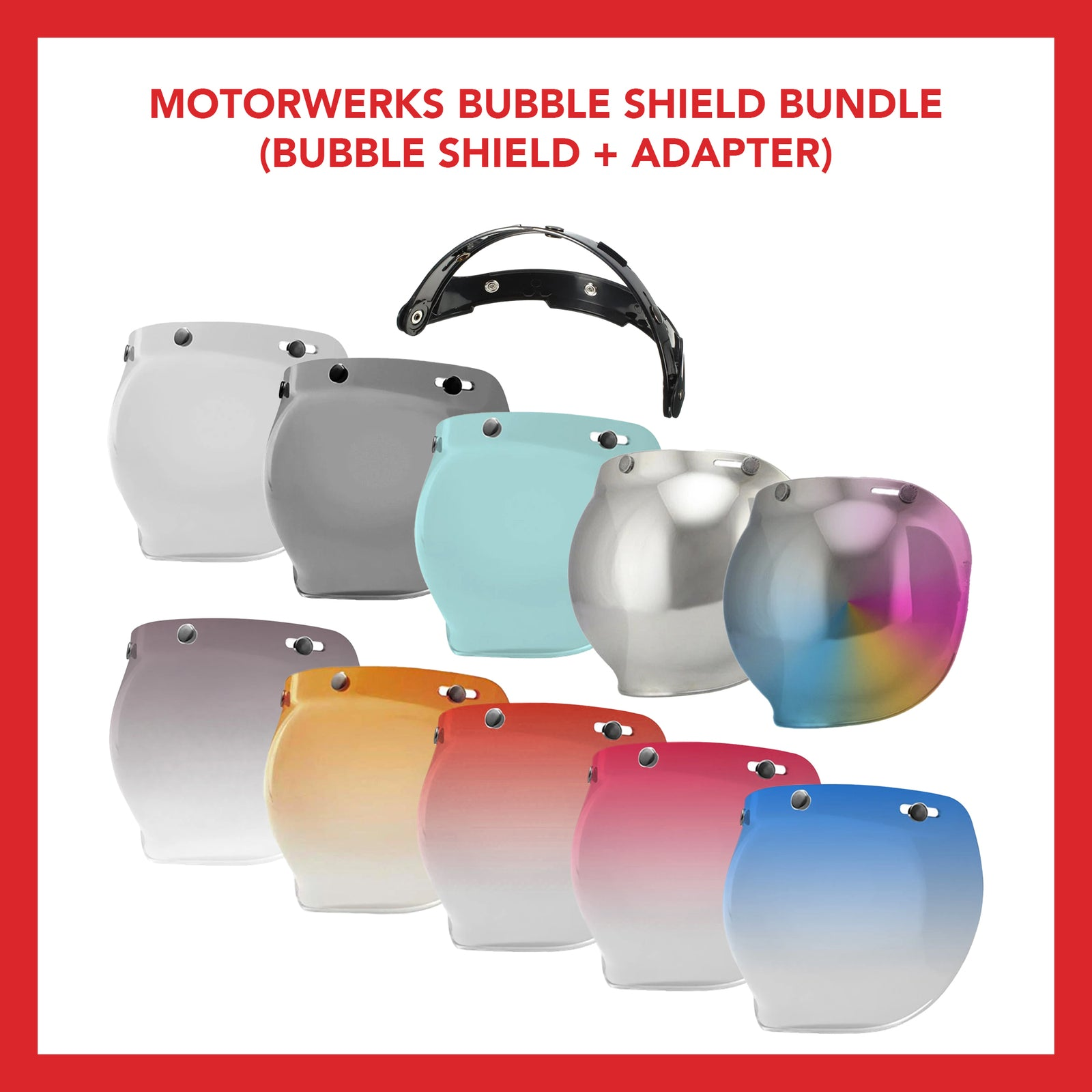 MW Bubble Shield Bundle