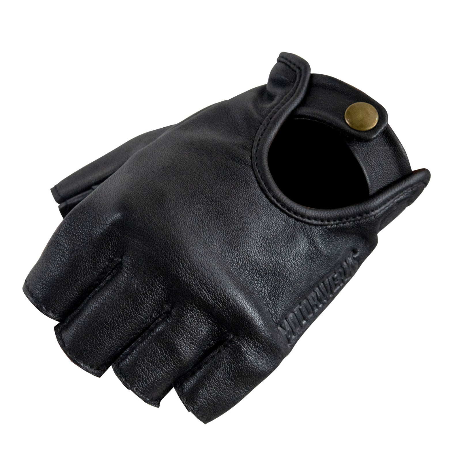 MW MadMax Fingerless Glove Black