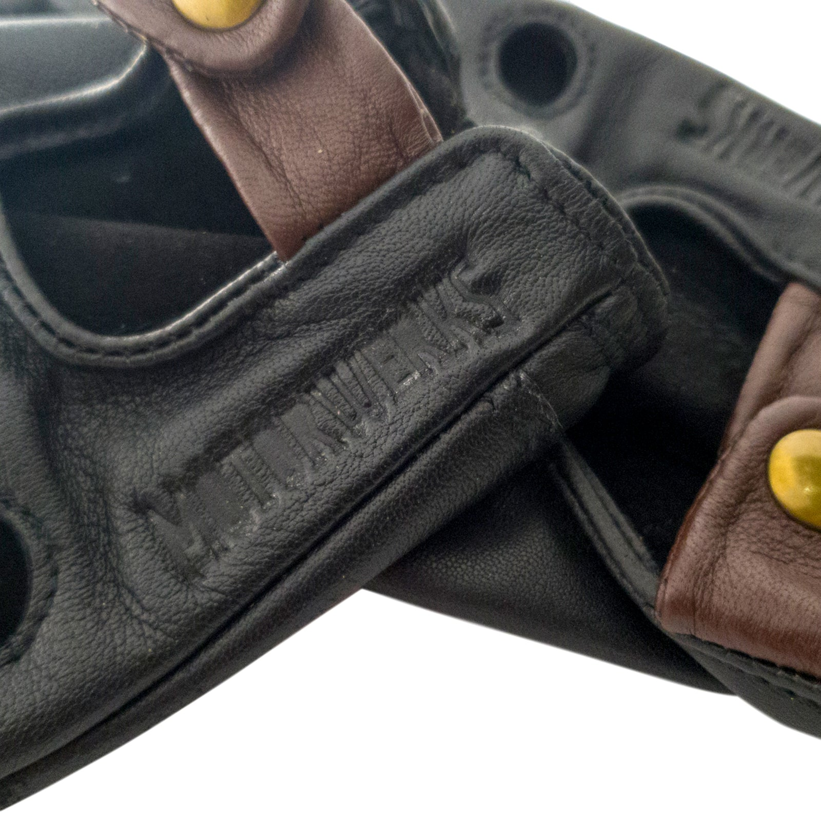 MW Monza Glove Black/Brown