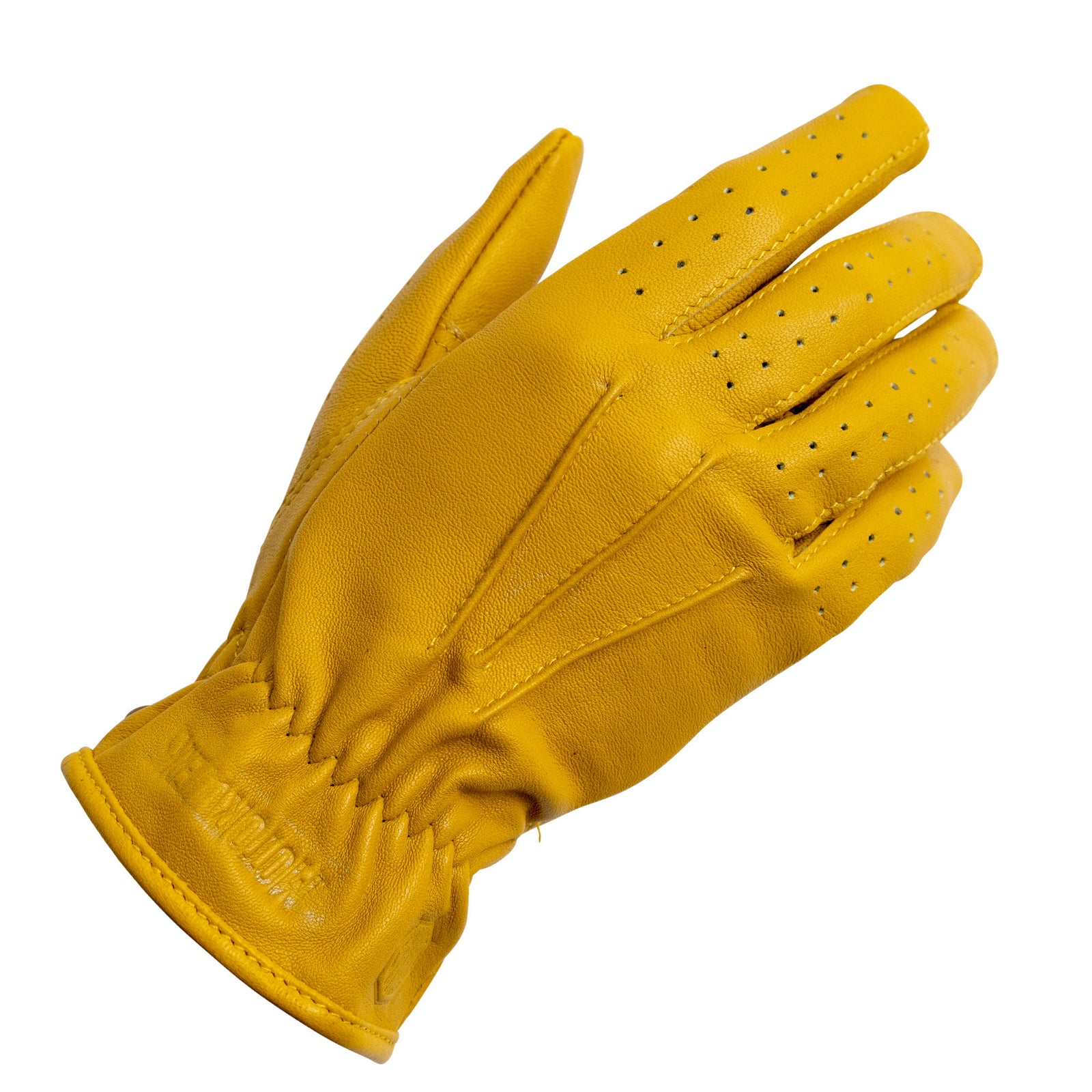 MW Rancher Glove Yellow
