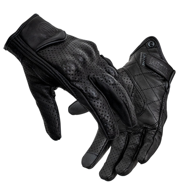 MW Turismo Perf Gloves Black